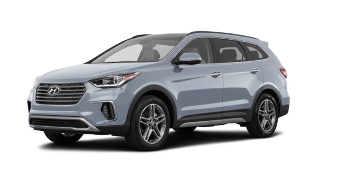 2017 Hyundai Santa Fe XL LIMITED | Photo 6 | Circuit Silver