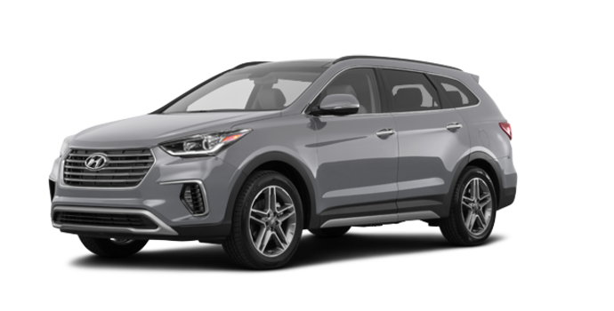 2017 Hyundai Santa Fe XL LIMITED | Photo 6 | Iron Frost