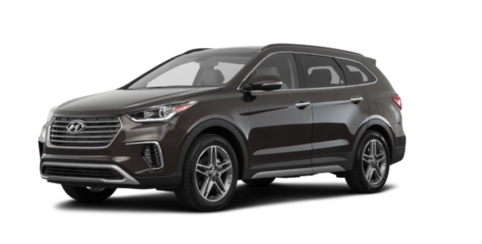 2017 Hyundai Santa Fe XL LIMITED | Photo 6 | Java Espresso