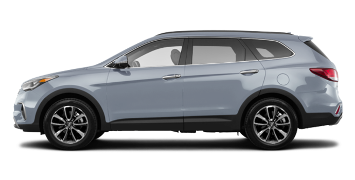 2017 Hyundai Santa Fe XL LUXURY | Photo 4 | Circuit Silver