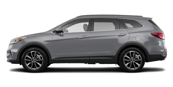 2017 Hyundai Santa Fe XL LUXURY | Photo 4 | Iron Frost