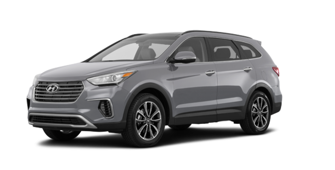 2017 Hyundai Santa Fe XL LUXURY | Photo 6 | Iron Frost