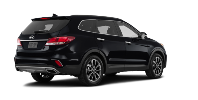 2017 Hyundai Santa Fe XL PREMIUM | Photo 5 | Becketts Black