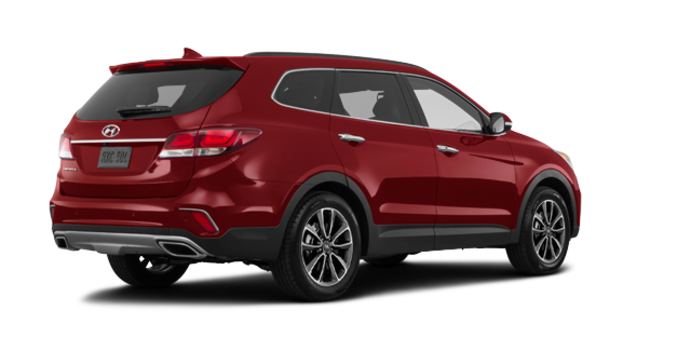 2017 Hyundai Santa Fe XL PREMIUM | Photo 5 | Regal Red Pearl