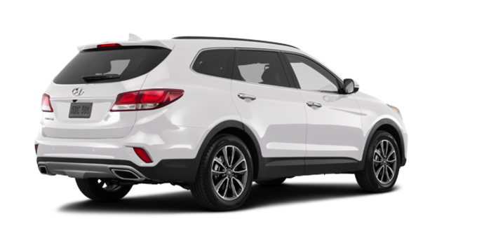 2017 Hyundai Santa Fe XL PREMIUM | Photo 5 | Monaco White