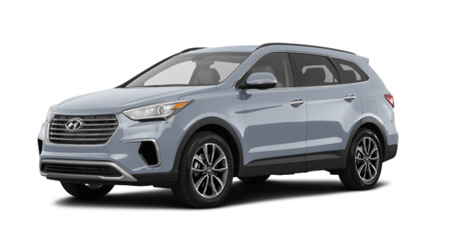 2017 Hyundai Santa Fe XL PREMIUM | Photo 6 | Circuit Silver