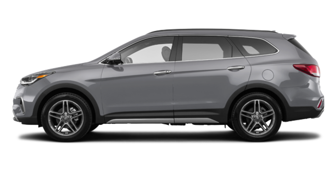 2017 Hyundai Santa Fe XL ULTIMATE | Photo 4 | Iron Frost