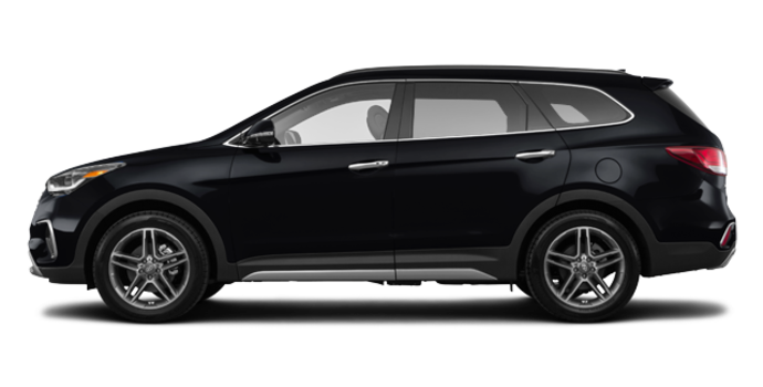 2017 Hyundai Santa Fe XL ULTIMATE | Photo 4 | Becketts Black