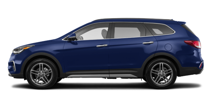 2017 Hyundai Santa Fe XL ULTIMATE | Photo 4 | Storm Blue