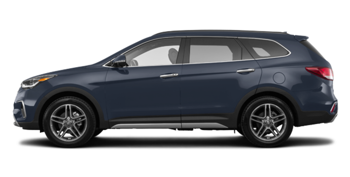 2017 Hyundai Santa Fe XL ULTIMATE | Photo 4 | Night Sky Pearl