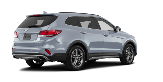 2017 Hyundai Santa Fe XL ULTIMATE | Photo 5 | Circuit Silver