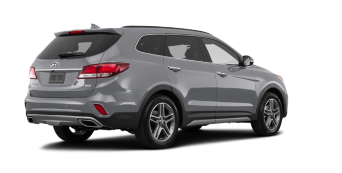 2017 Hyundai Santa Fe XL ULTIMATE | Photo 5 | Iron Frost