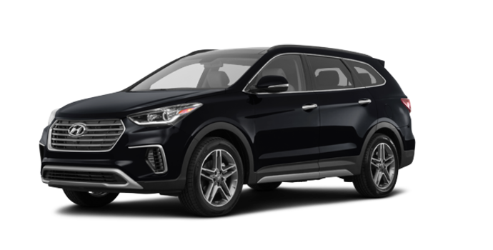 2017 Hyundai Santa Fe XL ULTIMATE | Photo 6 | Becketts Black