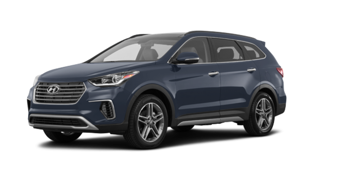 2017 Hyundai Santa Fe XL ULTIMATE | Photo 6 | Night Sky Pearl