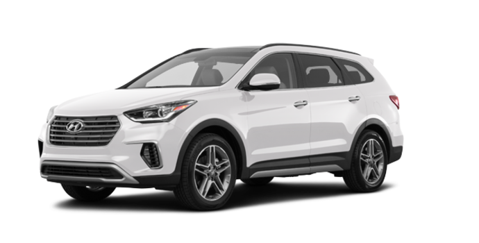 2017 Hyundai Santa Fe XL ULTIMATE | Photo 6 | Monaco White