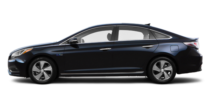 2017 Hyundai Sonata Hybrid ULTIMATE | Photo 4 | Blue
