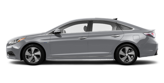 2017 Hyundai Sonata Hybrid ULTIMATE | Photo 4 | Grey
