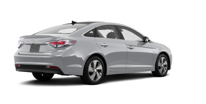2017 Hyundai Sonata Hybrid ULTIMATE | Photo 5 | Silver