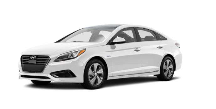 2017 Hyundai Sonata Hybrid ULTIMATE | Photo 6 | White