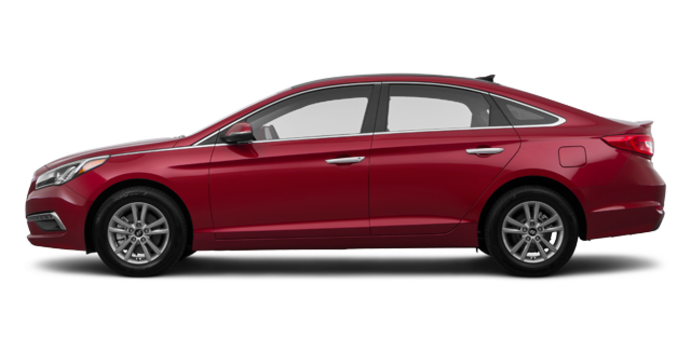 2017 Hyundai Sonata GLS | Photo 4 | Venetian Red