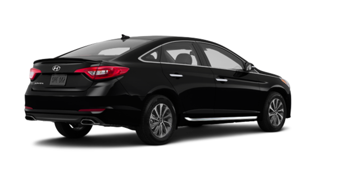 2017 Hyundai Sonata SPORT TECH | Photo 5 | Black Pearl