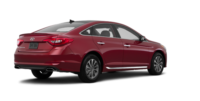 2017 Hyundai Sonata SPORT TECH | Photo 5 | Venetian Red