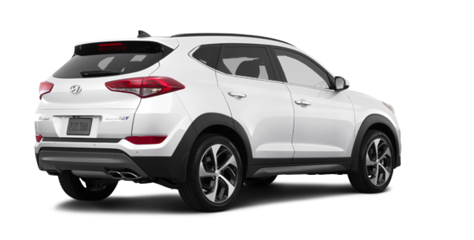 2017 Hyundai Tucson 1.6T LIMITED AWD | Photo 5 | Winter White
