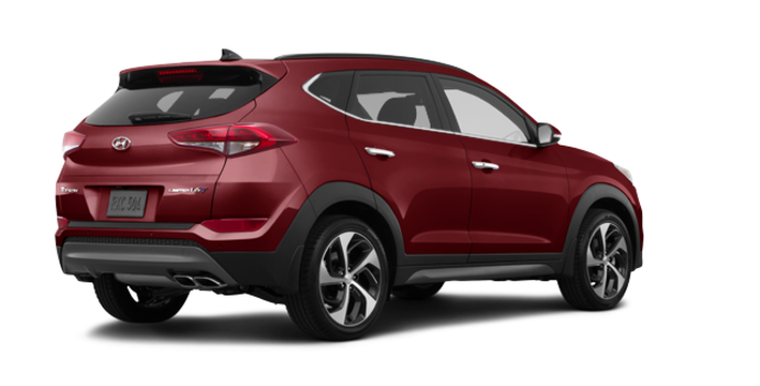 2017 Hyundai Tucson 1.6T LIMITED AWD | Photo 5 | Ruby Wine