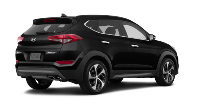 2017 Hyundai Tucson 1.6T LIMITED AWD | Photo 5 | Ash Black