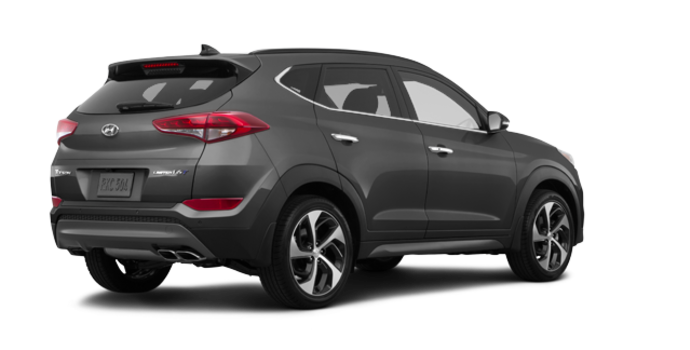 2017 Hyundai Tucson 1.6T LIMITED AWD | Photo 5 | Coliseum Grey