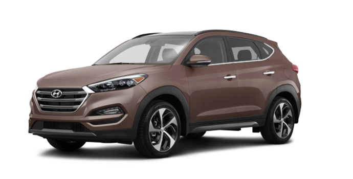 2017 Hyundai Tucson 1.6T LIMITED AWD | Photo 6 | Mojave Sand