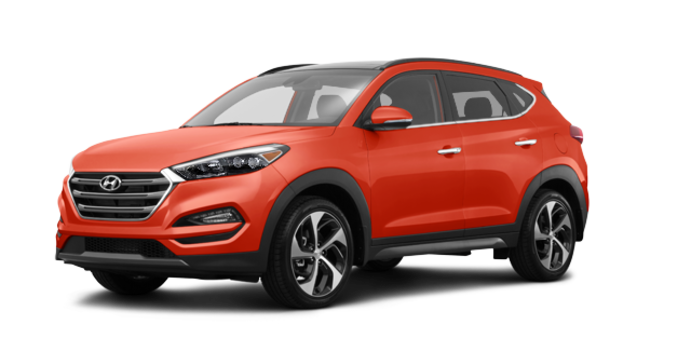 2017 Hyundai Tucson 1.6T LIMITED AWD | Photo 6 | Sedona Sunset