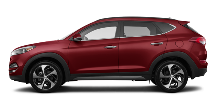 2017 Hyundai Tucson 1.6T SE AWD | Photo 4 | Ruby Wine