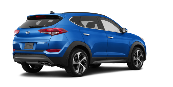 2017 Hyundai Tucson 1.6T ULTIMATE AWD | Photo 5 | Caribbean Blue