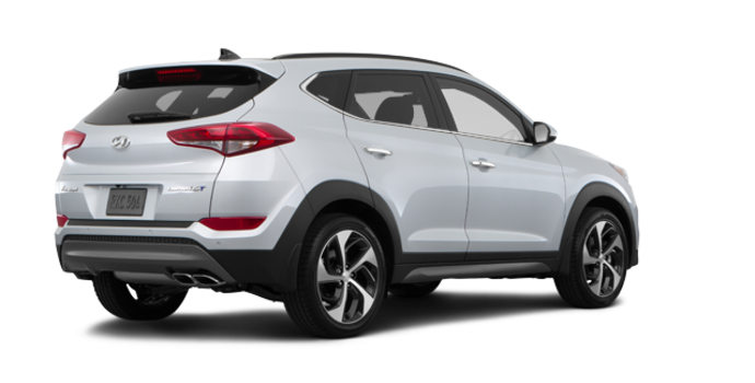 2017 Hyundai Tucson 1.6T ULTIMATE AWD | Photo 5 | Chromium Silver