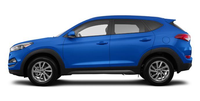 2017 Hyundai Tucson 2.0L PREMIUM | Photo 4 | Caribbean Blue