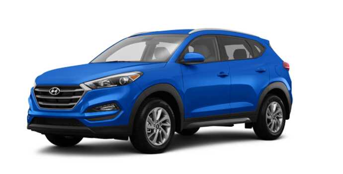 2017 Hyundai Tucson 2.0L PREMIUM | Photo 6 | Caribbean Blue