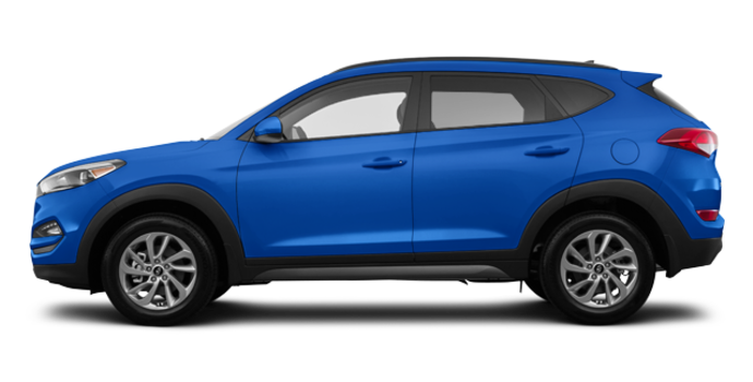 2017 Hyundai Tucson 2.0L SE | Photo 4 | Caribbean Blue
