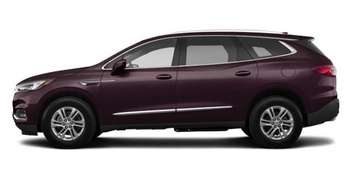 2018 Buick Enclave ESSENCE | Photo 4 | Black Cherry Metallic
