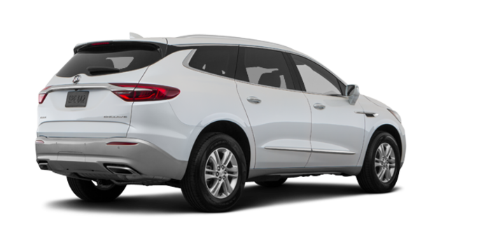 2018 Buick Enclave ESSENCE | Photo 5 | White Frost Tricoat