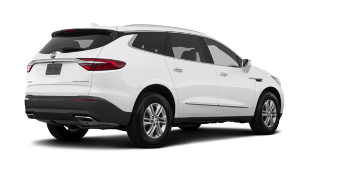 2018 Buick Enclave ESSENCE | Photo 5 | Summit White