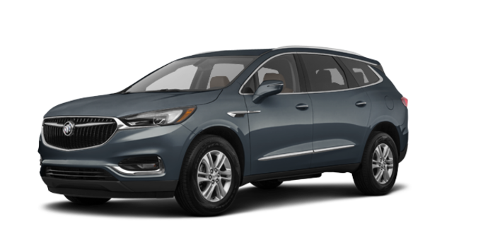 2018 Buick Enclave ESSENCE | Photo 6 | Dark Slate Metallic