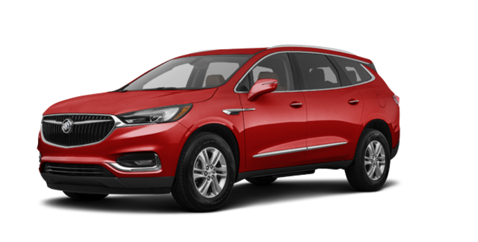 2018 Buick Enclave ESSENCE | Photo 6 | Red quartz tintcoat