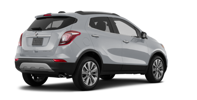2018 Buick Encore PREFERRED | Photo 5 | Quicksilver Metallic