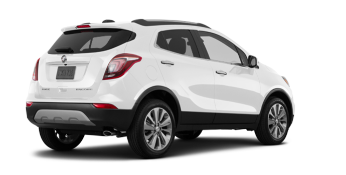 2018 Buick Encore PREFERRED | Photo 5 | Summit White