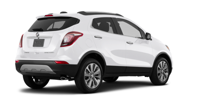 2018 Buick Encore PREFERRED | Photo 5 | White frost tricoat
