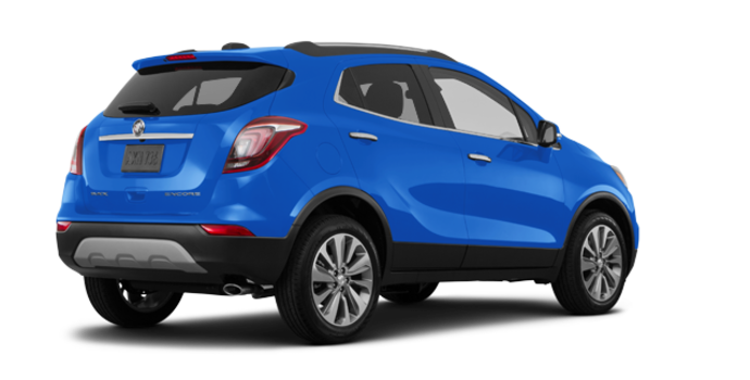 2018 Buick Encore PREFERRED | Photo 5 | Coastal Blue Metallic