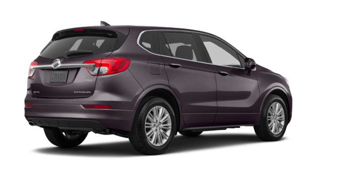 2018 Buick Envision Preferred | Photo 5 | Midnight Amethyst Metallic