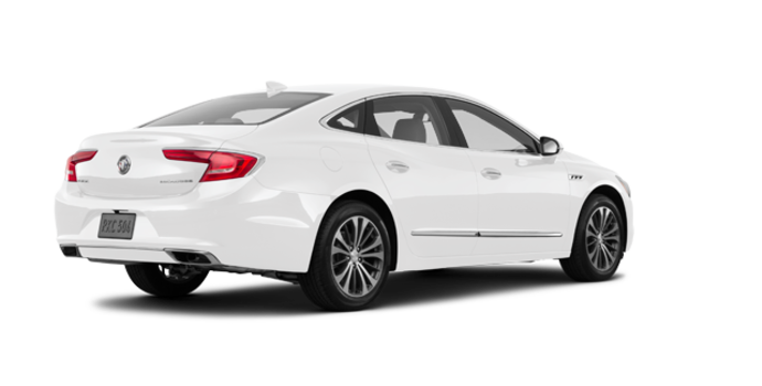 2018 Buick LaCrosse ESSENCE | Photo 5 | White Frost Tricoat