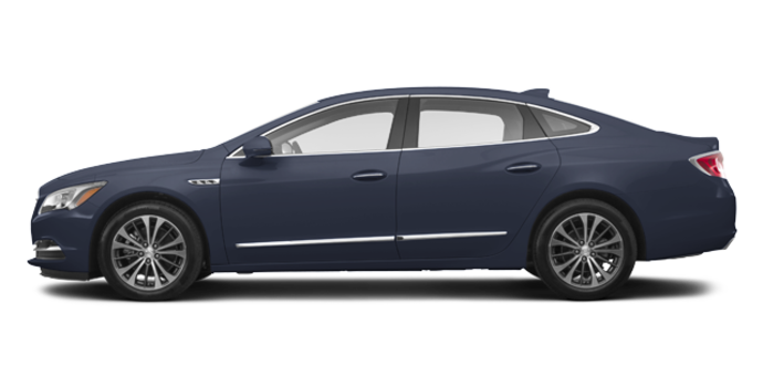 2018 Buick LaCrosse PREFERRED | Photo 4 | Dark Slate Metallic